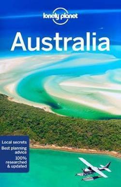 Lonely Planet Australia - 20th edition