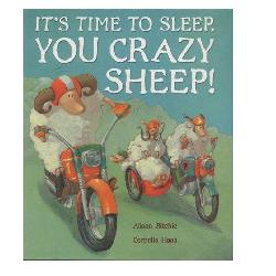 It's Time To Sleep, You Crazy Sheep!