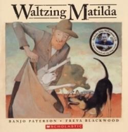 Waltzing Matilda Picture Book