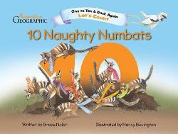 Let's Count: Ten Naughty Numbats