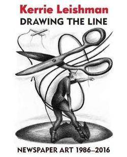 Drawing the Line - Newspaper Art 1986 - 2016
