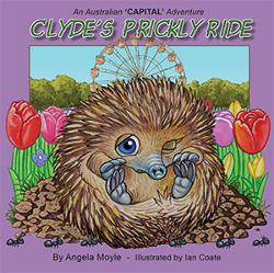 Clyde's Prickly Ride: An Australian 'Capital' Adventure