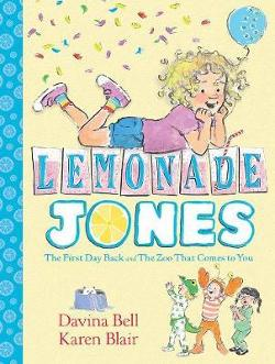 Lemonade Jones: Lemonade Jones 1