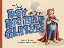Boy in the Big Blue Glasses