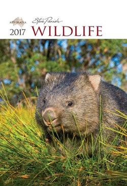 2017 Mini Desk Calendar - Wildlife Steve Parish