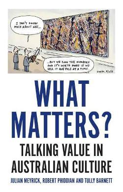 What Matters? - Talking Value in Australian Culture