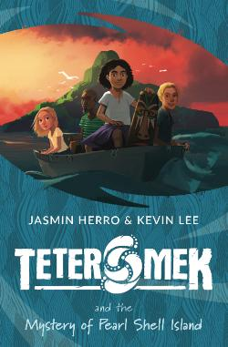 Teter Mek and the Mystery of Pearl Shell Island - Book 1