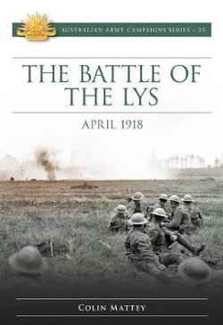 Battle of Lys: April 1918