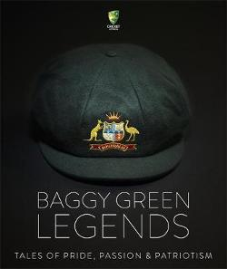 Baggy Green Legends - The Cap. The Courage. The Camaraderie.