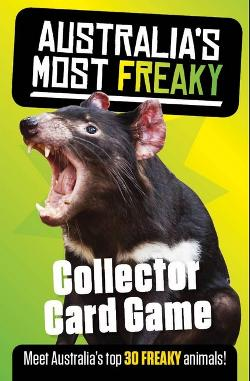 Australia's Most Freaky - Card Game