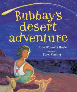 Bubbay's Desert Adventure